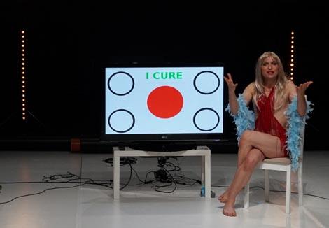 I-Cure, Ivo Dimchev, foto: www.ivodimchev.com